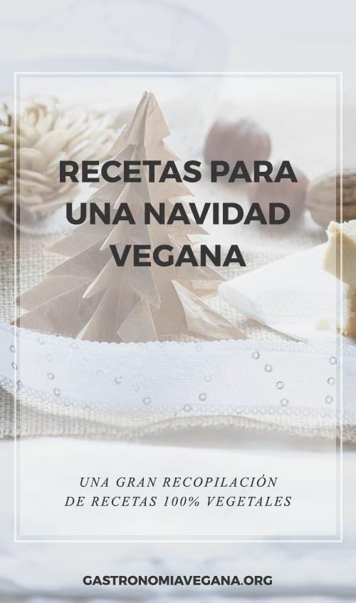 52 recetas para una navidad vegana