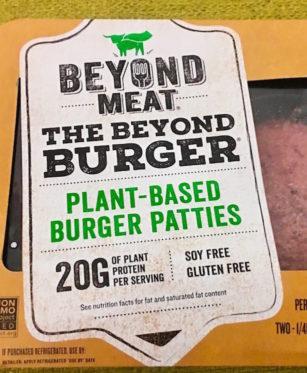 La Beyond Burger sigue expandiéndose por el mundo