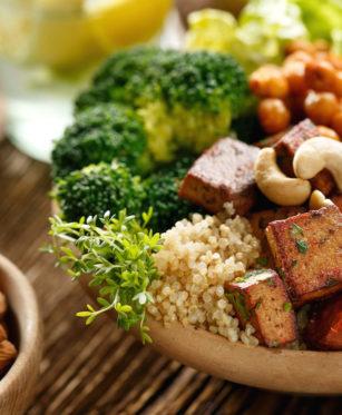 10 recetas veganas fáciles y llenas de proteínas